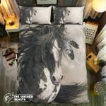 pecial HorseCollection #473D Customize Bedding Set Duvet Cover SetBedroom Set Bedlinen