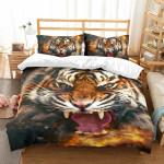 3D Customize Tiger et Bedroomet Bed3D Customize Bedding Set Duvet Cover SetBedroom Set Bedlinen