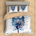 3D Customize Man City  3D Customized Bedding Sets Duvet Cover Bedlinen Bed set