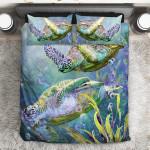 Turtle V2  3D Customized Bedding Sets Duvet Cover Bedlinen Bed set