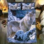 nM pecial WolfCollection #153D Customize Bedding Set Duvet Cover SetBedroom Set Bedlinen