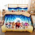 3D CUSTOMIZE WRECK IT RALPH  3D Customized Bedding Sets Duvet Cover Bedlinen Bed set