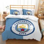 3D Customize Man City et Bedroomet Bed3D Customize Bedding Set Duvet Cover SetBedroom Set Bedlinen
