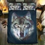 Wolf With Crosshadow #0921103D Customize Bedding Set Duvet Cover SetBedroom Set Bedlinen