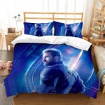 3D Customize Captain America Avengers Infinity War et Bedroomet Bed3D Customize Bedding Set Duvet Cover SetBedroom Set Bedlinen