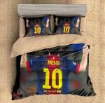 3D Customize Lionel Messi #2 3D Customized Bedding Sets Duvet Cover Bedlinen Bed set