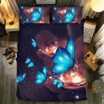 Butterfly Collection #090823D Customize Bedding Set Duvet Cover SetBedroom Set Bedlinen