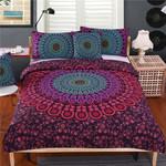 MandalaQueenoft Bedclothes Twill Bohemian Print et 4pcs et Home3D Customize Bedding Set Duvet Cover SetBedroom Set Bedlinen