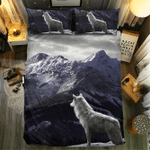 Wolf Collection #0830027 3D Customize Bedding Set Duvet Cover SetBedroom Set Bedlinen