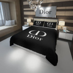 Dior Logo Custom  3D Customized Bedding Sets Duvet Cover Bedlinen Bed set