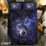 Wolf Collection #0912103D Customize Bedding Set Duvet Cover SetBedroom Set Bedlinen
