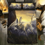 Wolf Collection #0906223D Customize Bedding Set Duvet Cover SetBedroom Set Bedlinen