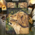 Lion Collection #0904173D Customize Bedding Set Duvet Cover SetBedroom Set Bedlinen