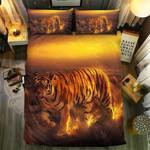 Tiger Collection #0829053D Customize Bedding Set Duvet Cover SetBedroom Set Bedlinen