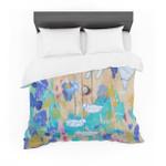 """Kira Crees """"Origamitrings"""" Cotton3D Customize Bedding Set Duvet Cover SetBedroom Set Bedlinen"""