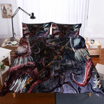 Household Items Movie Venom Theme Digital PrintingVariousizess3D Customize Bedding Set Duvet Cover SetBedroom Set Bedlinen