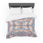 "Empire Ruhl ""Forest"" Orange Blue Featherweight3D Customize Bedding Set Duvet Cover SetBedroom Set Bedlinen"