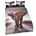 3d Elephant et Indian Bedclothes Kidsingle BoyAnimal Print Duvet Cover Cover 3 Piece3D Customize Bedding Set Duvet Cover SetBedroom Set Bedlinen