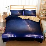 3 Pieceet Digital Lightning Hurricane Florence Path Homeupplies3D Customize Bedding Set Duvet Cover SetBedroom Set Bedlinen