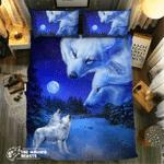 Wolf Collection #091873D Customize Bedding Set Duvet Cover SetBedroom Set Bedlinen
