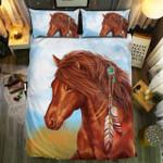 pecial HorseCollection #113D Customize Bedding Set Duvet Cover SetBedroom Set Bedlinen
