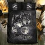 Wolf Collection #091213D Customize Bedding Set Duvet Cover SetBedroom Set Bedlinen