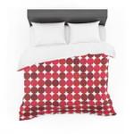 """""""Noblefur Red"""" Dots Cotton3D Customize Bedding Set Duvet Cover SetBedroom Set Bedlinen"""