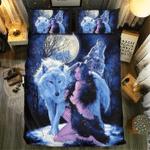 Wolf Collection #091963D Customize Bedding Set Duvet Cover SetBedroom Set Bedlinen