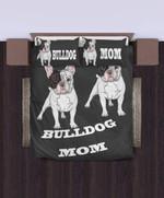 NEW BULLDOG MOM3D Customize Bedding Set/ Duvet Cover Set/  Bedroom Set/ Bedlinen
