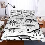 3D Digital Printing Lost World Jurassic Park Dinosaur Pattern Variousizes 3 Pieces3D Customize Bedding Set Duvet Cover SetBedroom Set Bedlinen