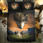 Wolf Collection #091233D Customize Bedding Set Duvet Cover SetBedroom Set Bedlinen