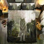SnM pecial WolfCollectionC082923D Customize Bedding Set Duvet Cover SetBedroom Set Bedlinen