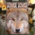 nM pecial WolfCollection #383D Customize Bedding Set Duvet Cover SetBedroom Set Bedlinen