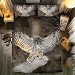 Owl Collection #091133D Customize Bedding Set Duvet Cover SetBedroom Set Bedlinen