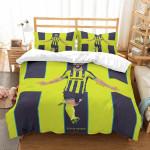3D Customizeergio Aguero et Bedroomet Bed3D Customize Bedding Set Duvet Cover SetBedroom Set Bedlinen