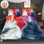 We Wanna Let The World Know by KhaliaArt 3D Customize Bedding Set Duvet Cover SetBedroom Set Bedlinen