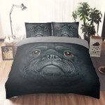 PUG DOG  3D Customized Bedding Sets Duvet Cover Bedlinen Bed set