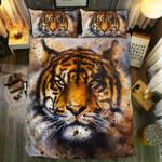 Tiger #143D Customize Bedding Set Duvet Cover SetBedroom Set Bedlinen