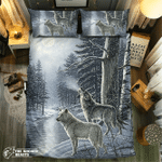 Wolf Collection #091093D Customize Bedding Set Duvet Cover SetBedroom Set Bedlinen