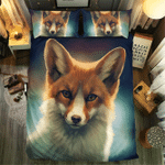 Fox Collection #091173D Customize Bedding Set Duvet Cover SetBedroom Set Bedlinen