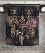 Astute Gemini In Dreamcatcher PQ 0025 PQ ART HOP 3D Customized Bedding Sets Duvet Cover Bedlinen Bed set