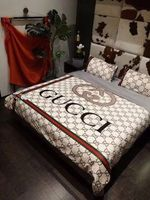 Gucci Custom #2 3D Customized Bedding Sets Duvet Cover Bedlinen Bed set