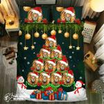 Lion Christmas Collection #090613D Customize Bedding Set Duvet Cover SetBedroom Set Bedlinen