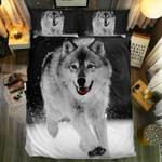 Wolf Collection #443D Customize Bedding Set Duvet Cover SetBedroom Set Bedlinen