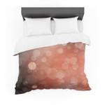 """""""Sunset"""" Orange Bokeh Cotton3D Customize Bedding Set Duvet Cover SetBedroom Set Bedlinen"""