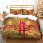 3D Customize Houston Rock et Bedroomet Bed3D Customize Bedding Set/ Duvet Cover Set/  Bedroom Set/ Bedlinen