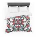 "Miranda Mol ""Brown Round Tiles"" Cotton3D Customize Bedding Set Duvet Cover SetBedroom Set Bedlinen"