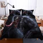 Movie Venom Theme Pattern Household Items Digital Printing3D Customize Bedding Set Duvet Cover SetBedroom Set Bedlinen