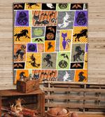 Horse Halloween Collection #090723D Customize Bedding Set Duvet Cover SetBedroom Set Bedlinen