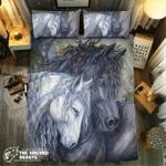 Horse Collection #09112 3D Customize Bedding Set Duvet Cover SetBedroom Set Bedlinen